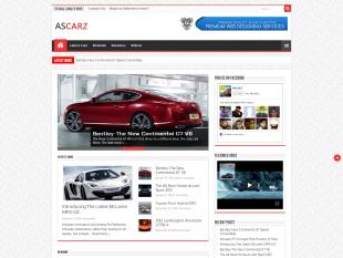 Cars News and Reviews AsCarz.com